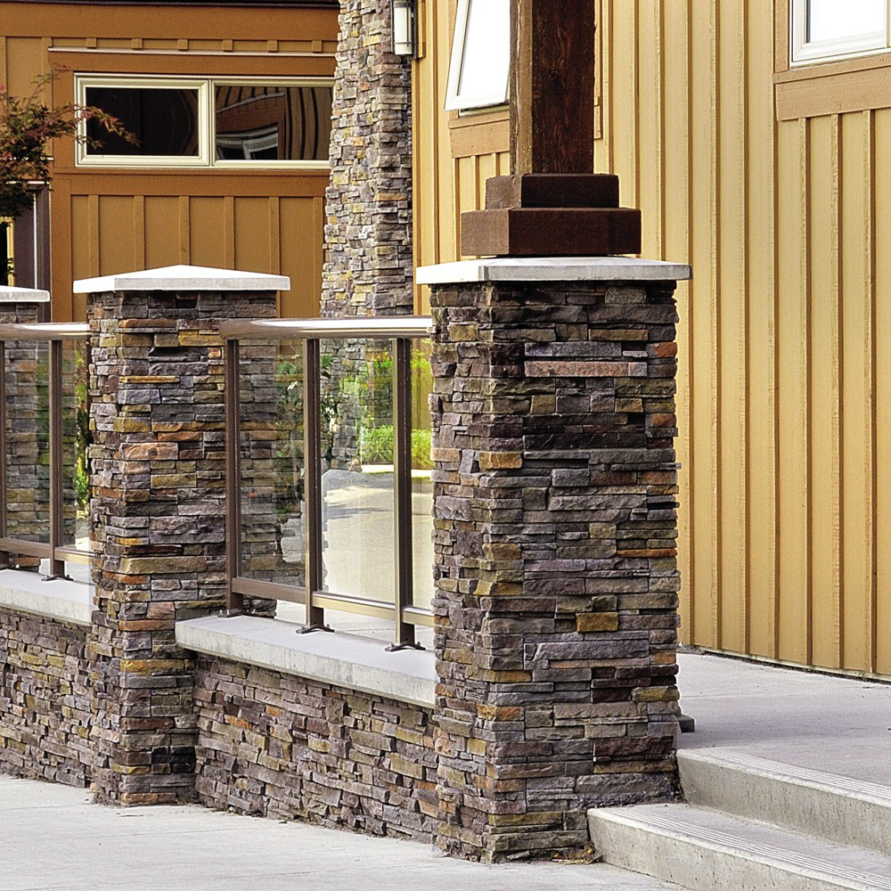 The Fagenstrom Co Pro Fit Ledgestone Great Falls Mt